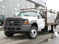 2005 Ford F-450 Super Duty Flat Deck | Diesel | Standard Transmi Kamloops British Columbia Preview