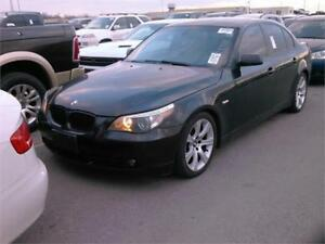 2007 BMW 550I Certified Beauty