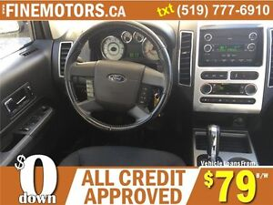 2008 FORD EDGE SEL AWD * PANORAMIC ROOF * ALL POWER OPTIONS London Ontario image 17