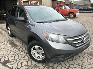 HONDA CR-V LX 2013 AUTO / AWD / CAMERA / MAGS !!