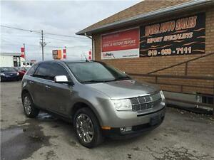2008 Lincoln MKX***LEATHER**MOON ROOF**NAVI***AWD***