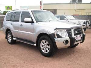 2010 Automatic Mitsubishi Pajero - Immaculate Condition Hyde Park Townsville City Preview