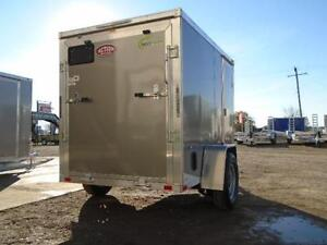 """COMING IN HOT!! 5X8 NEO ALL ALUMINUM W/ 6"""" EXTRA HEIGHT! London Ontario image 2"""