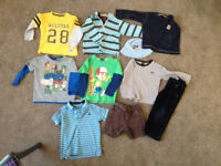 Bundle Boys clothes age 2-3 (10 items (NEXT, OshKosh,Toy Story, M&S, Handy Manny, etc)