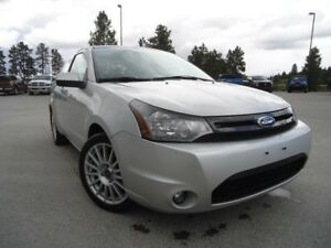 2009 Ford Focus SES 2dr Coupe