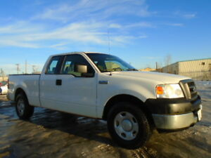 2005 Ford F-150 SPORT PKG-4.6L V8--ONE OWNER TRUCK--ONLY 124K