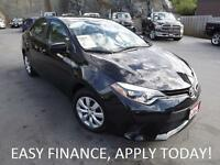 2014 Toyota Corolla HEATED SEATS!! BACKUP CAM!! BLUETOOTH!!