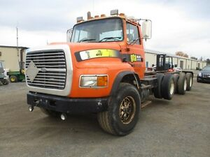 1995 Ford L9000 TRi/A Cab & Chassis at Auction