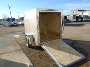 """COMING IN HOT!! 5X8 NEO ALL ALUMINUM W/ 6"""" EXTRA HEIGHT! London Ontario image 5"""