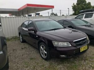 2005 HYUNDAI SONATA ELITE AUTO ALL POWER OPTIONS LEATHER SEATS REVERSE CAMERA NEW TYRES REGO AND 12  Lansvale Liverpool Area Preview