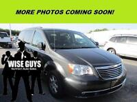 2012 Chrysler Town & Country Touring Wise Guys Auto