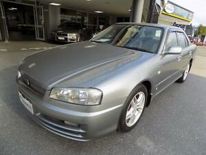 2000 Nissan Skyline R34 25GT Grey Sports Automatic Sedan Brendale Pine Rivers Area Preview