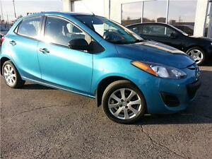 2012 Mazda2 GX MAGS / AC / GROUPE ELECTRIQUE / BAS MILLAGE !!