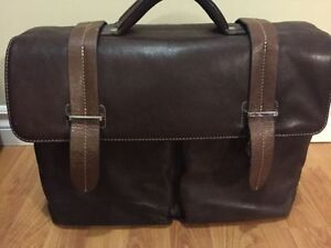 Danier Leather Briefcase
