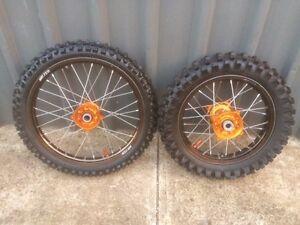 KTM 85cc sx small wheels Salisbury Salisbury Area Preview