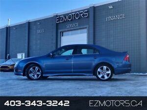 2010 Ford Fusion SPORT|AWD|SUMMER AND WINTER TIRES!!!