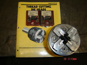 Thread Cutting Die Head