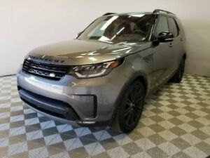 2017 Land Rover Discovery HSE Black Pack - 4yr/80000km factory w