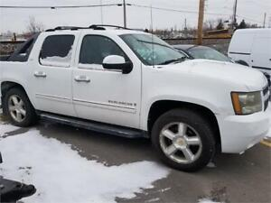 """2007 Chevrolet Avalanche LTZ""""  WITH MB SAFETY!!!"""