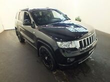 2013 Jeep Grand Cherokee WK MY13 Limited (4x4) Black 5 Speed Automatic Wagon Clemton Park Canterbury Area Preview