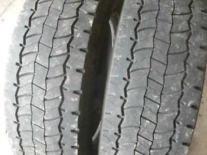 Two 225-70-19.5 tires   $200.00