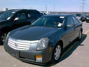 2007 CADILLAC CTS *LEATHER,SUNROOF,ALLOYS,LOADED!!!*