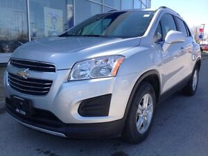 2016 Chevrolet TRAX AWD LT Heated Seats Back Up Cam