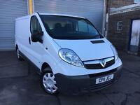 Vauxhall Vivaro 2.0CDTi 115ps 2011 2900 LWB *CLEAN VAN, NO VAT, NEW SERVICE*