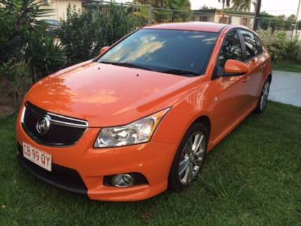 2013 Holden Cruze SRiV Hatchback Coconut Grove Darwin City Preview