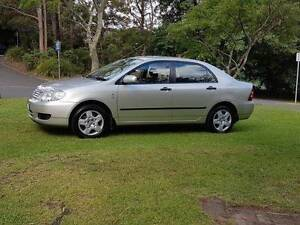 2006 Toyota Corolla Sedan Springwood Blue Mountains Preview