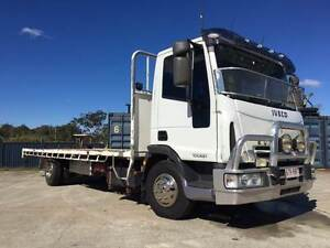 Iveco 2005 100E21 Truck Burpengary Caboolture Area Preview