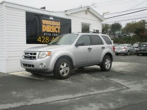 2009 Ford Escape SUV XLT AWD 2.5 L