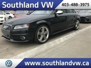 2011 Audi S4 **LEATHER-SUNROOF**