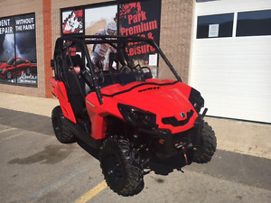 REDUCED!!! 2014 Can Am Commander for only $99 bi-weekly!!!