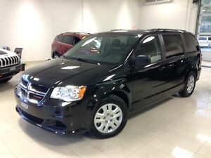 2016 Dodge Grand Caravan SXT NOIR STOW N GO 7 PASS