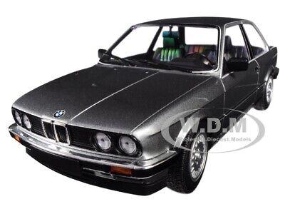 Box Damaged 1982 BMW 323i GRAY 1/18 DIECAST MODEL CAR BY MINICHAMPS 155026006