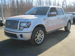 2011 Ford F-150 SuperCrew Harley Davidson Pickup Truck