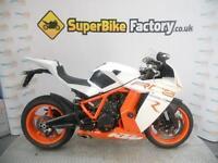 2012 12 KTM RC8 R