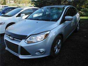 2012 Ford Focus SE **HAIL DAMAGE-BODY DAMAGE*SALVAGE TITLE*