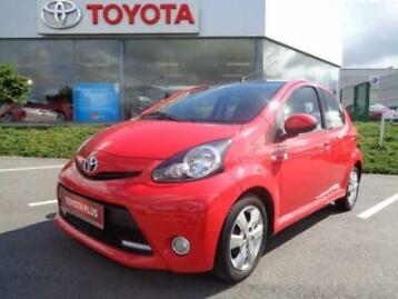 Toyota Aygo 1.0 Essence 5 p. 'Colour Edition' + clim
