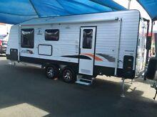 2016 Olympic JAVLIN X8  Caravan Unanderra Wollongong Area Preview