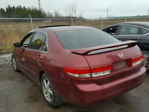 parting out 2003 honda accord