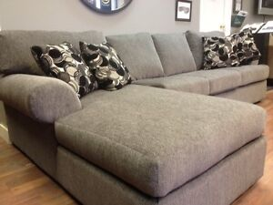 Sectional Made in Calgary! WAS $1388–LOCATION CLOSE-OUT SALE!!!