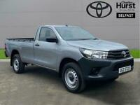 2019 Toyota Hilux Active Pick Up 2.4 D-4D Pick-Up Diesel Manual