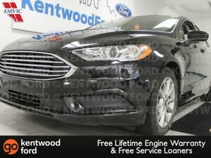 2017 Ford Fusion SE FWD power drivers seat, sunroof