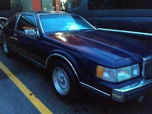 1990 Lincoln Mark  7