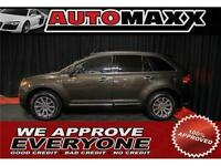 2011 Lincoln MKX Base $229 Bi-Weekly! APPLY NOW DRIVE NOW!