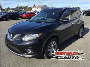 Nissan Rogue SL AWD Cuir Toit Panoramique MAGS 2014