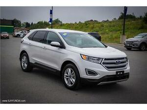 2016 Ford Edge SEL! LEATHER! REMOTE START! NEW TIRES! $205 B/W