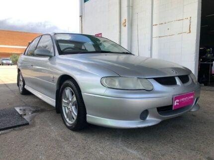 2000 Holden Commodore Silver Sedan Hermit Park Townsville City Preview